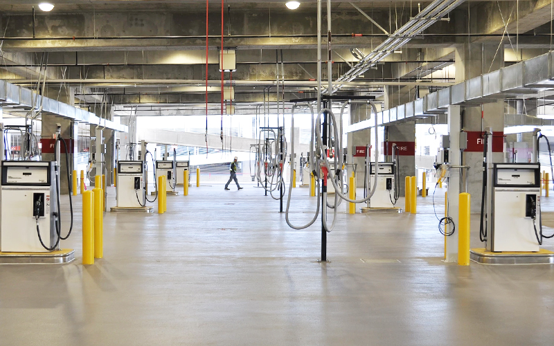 SD Rental Car Automotive Equipment and Fuel Station Equipment | Western Pump
